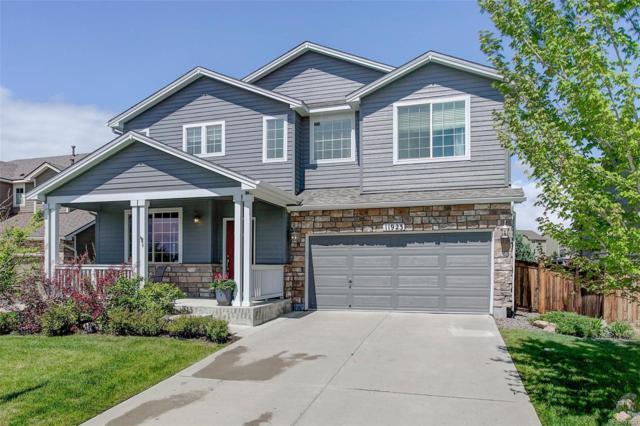 11923 S Copper Creek Circle, Parker, CO 80134 (#3743855) :: Wisdom Real Estate