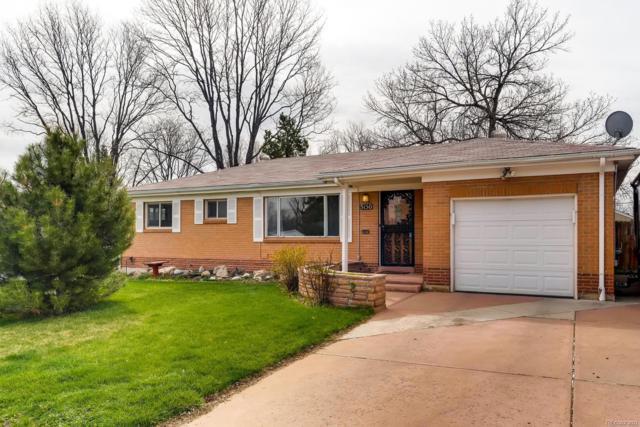 3150 W Layton Avenue, Englewood, CO 80110 (#3743988) :: Wisdom Real Estate