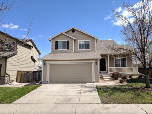 9882 Atherton Way, Highlands Ranch, CO 80130 (#3744515) :: 5281 Exclusive Homes Realty