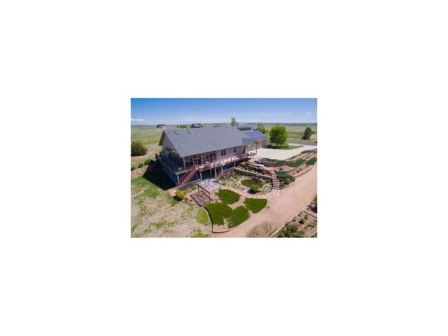 16511 Essex Road, Platteville, CO 80651 (MLS #3744607) :: 8z Real Estate