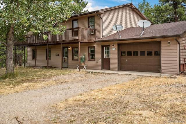 8727 Ranch Road, Loveland, CO 80537 (MLS #3744663) :: Keller Williams Realty