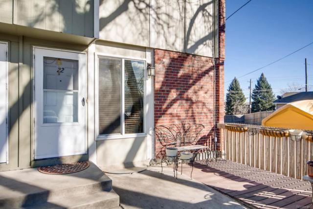 6440 Tennyson Street #22, Arvada, CO 80003 (#3744715) :: Group 46:10 - Denver
