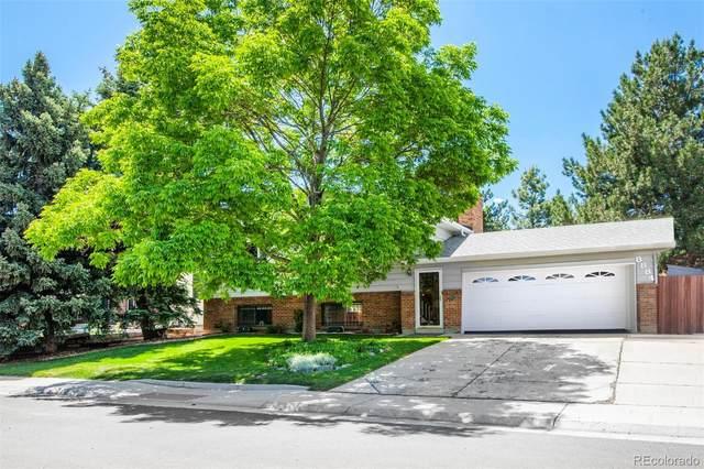 8884 W Union Avenue, Littleton, CO 80123 (#3744771) :: Mile High Luxury Real Estate