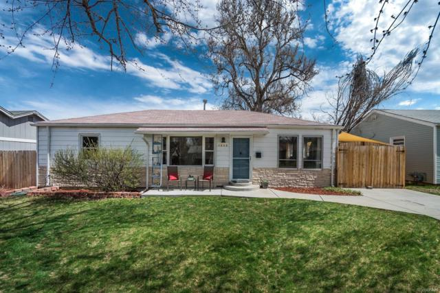 1330 S Forest Way, Denver, CO 80222 (#3745181) :: The Heyl Group at Keller Williams