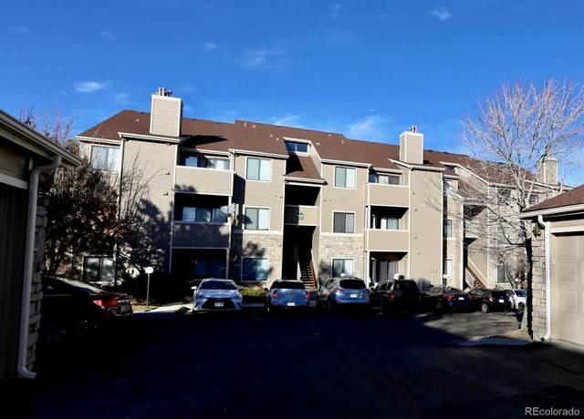 7428 S Alkire Street #305, Littleton, CO 80127 (MLS #3745240) :: The Sam Biller Home Team