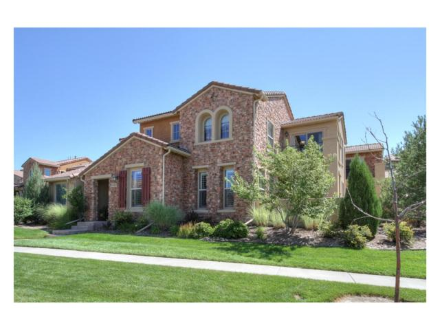 9250 Sori Lane, Highlands Ranch, CO 80126 (#3745340) :: The City and Mountains Group