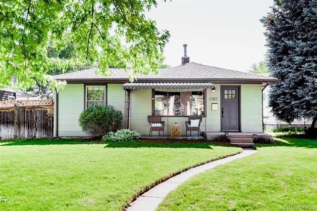 2382 S Humboldt Street, Denver, CO 80210 (MLS #3747058) :: Kittle Real Estate