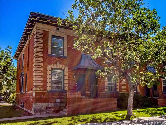 2306 Glenarm Place #201, Denver, CO 80205 (#3747293) :: Relevate | Denver