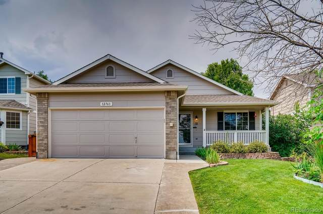12761 Buckhorn Creek Street, Parker, CO 80134 (#3747781) :: The DeGrood Team