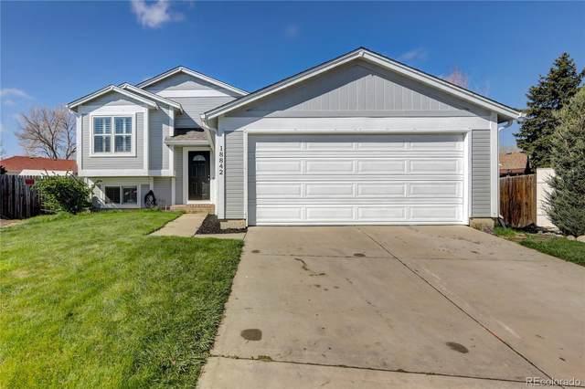 18842 E Carmel Drive, Aurora, CO 80011 (#3748001) :: HomeSmart