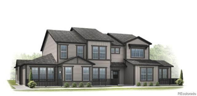 11551 Dewey Street, Parker, CO 80138 (#3748158) :: Briggs American Properties