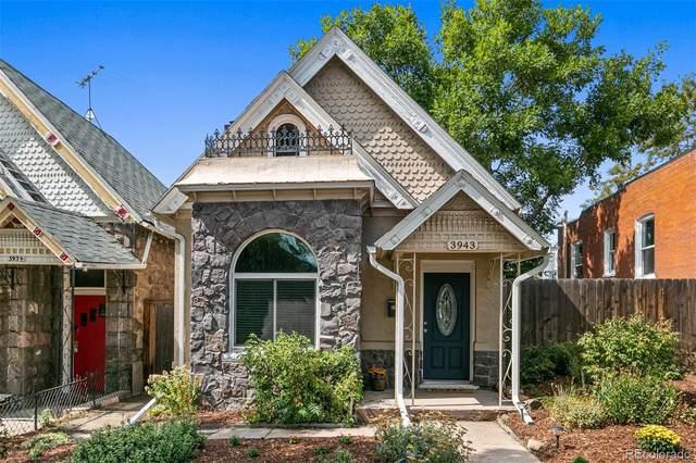3943 Osage Street, Denver, CO 80211 (#3748176) :: Compass Colorado Realty