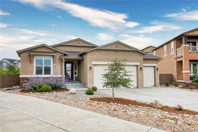 9975 Cub Lake Trail, Colorado Springs, CO 80924 (MLS #3748421) :: 8z Real Estate