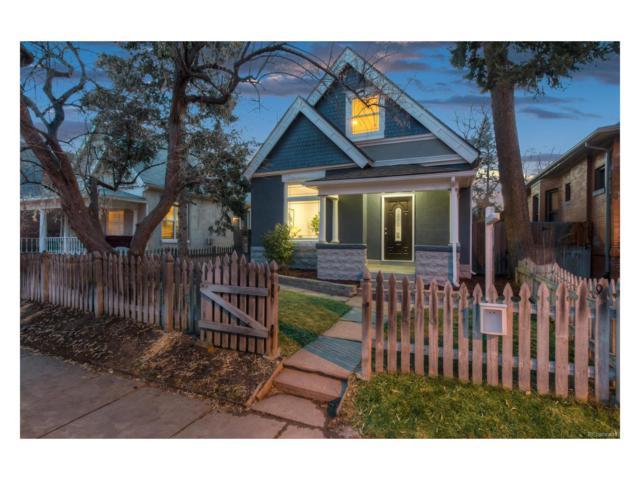 677 S Washington Street, Denver, CO 80209 (#3748431) :: Wisdom Real Estate
