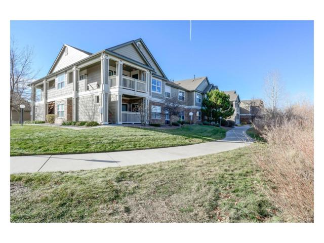 4385 S Balsam Street #102, Denver, CO 80123 (#3749652) :: The Galo Garrido Group