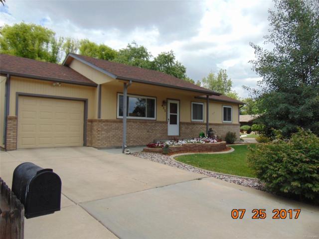 423 Cherry Street, Fort Morgan, CO 80701 (MLS #3750137) :: 8z Real Estate