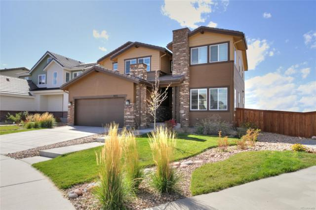 14355 Big Stone Drive, Parker, CO 80134 (MLS #3750293) :: 8z Real Estate