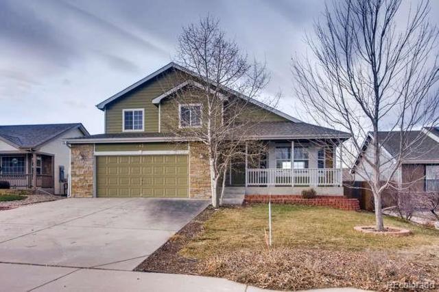 342 River Rock Drive, Johnstown, CO 80534 (MLS #3750356) :: Kittle Real Estate