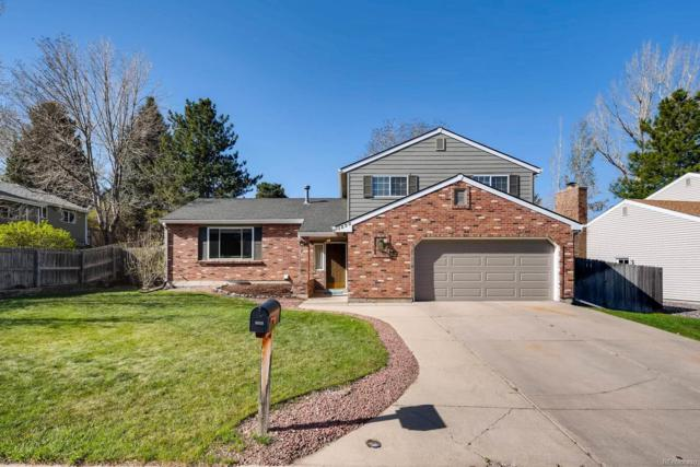1322 E Nichols Avenue, Centennial, CO 80122 (#3750622) :: Bring Home Denver