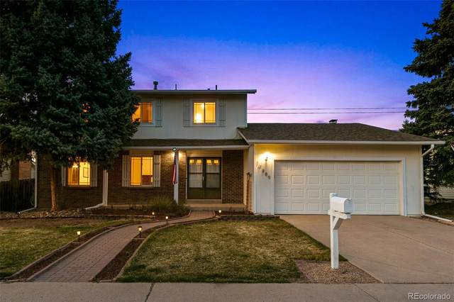 17889 E Belleview Place, Centennial, CO 80015 (#3751240) :: The Dixon Group