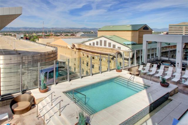 891 14th Street #2012, Denver, CO 80202 (MLS #3751615) :: 8z Real Estate