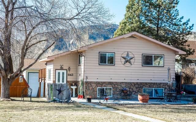 643 4th Street, Meeker, CO 81641 (#3751745) :: Harling Real Estate