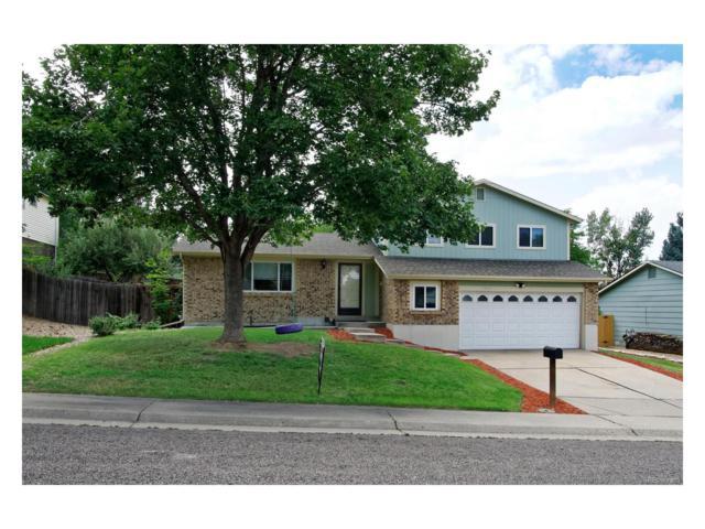 18724 E Brown Place, Aurora, CO 80013 (MLS #3752014) :: 8z Real Estate