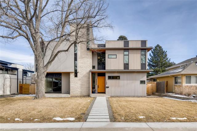142 S Hudson Street, Denver, CO 80246 (MLS #3752406) :: Bliss Realty Group