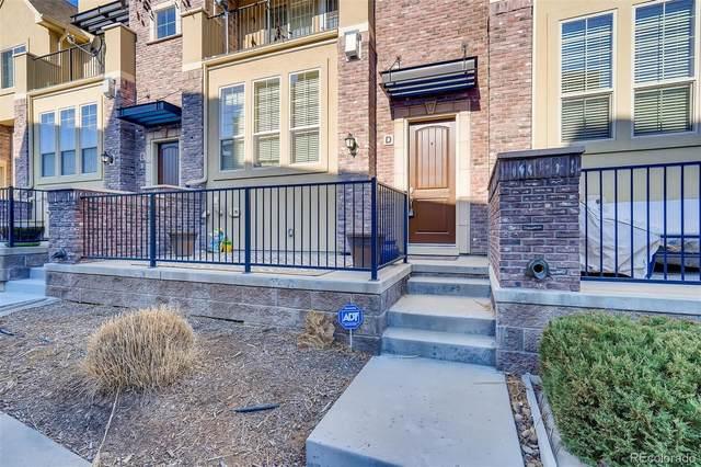 9376 Rockhurst Street D, Highlands Ranch, CO 80129 (#3752554) :: Mile High Luxury Real Estate