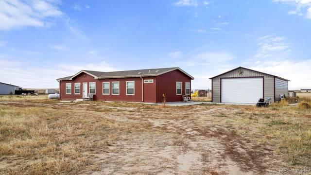 28 E Ranch Road, Wiggins, CO 80654 (#3753177) :: Sultan Newman Group