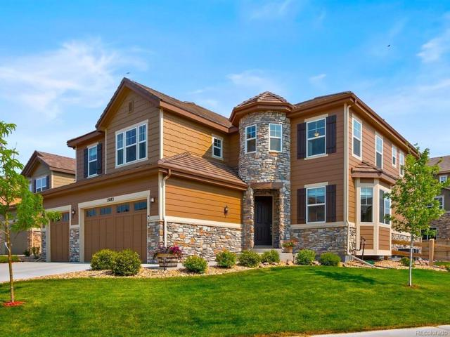 13883 Ashgrove Circle, Parker, CO 80134 (#3753421) :: The Peak Properties Group