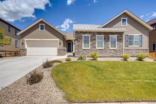 9494 Flattop Street, Arvada, CO 80007 (MLS #3753468) :: Keller Williams Realty