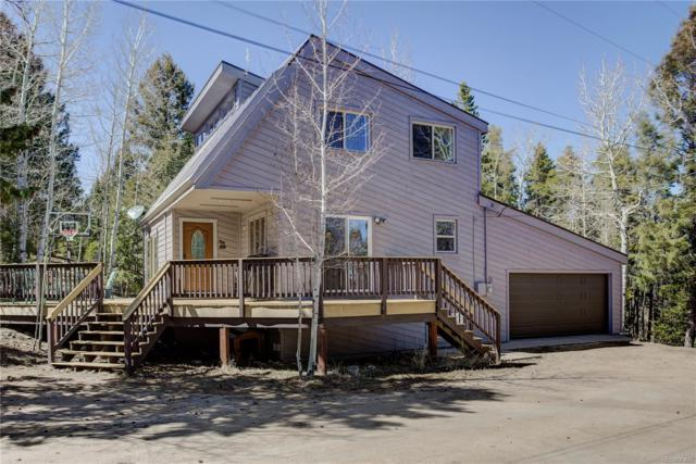 9432 Corsair Drive, Conifer, CO 80433 (#3754288) :: Wisdom Real Estate
