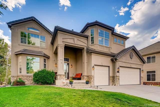 10269 Longview Drive, Lone Tree, CO 80124 (MLS #3754463) :: Neuhaus Real Estate, Inc.