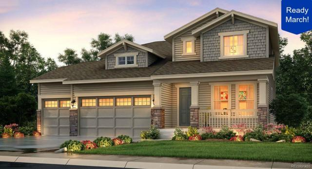 8727 Larch Trail, Parker, CO 80134 (MLS #3754599) :: 8z Real Estate