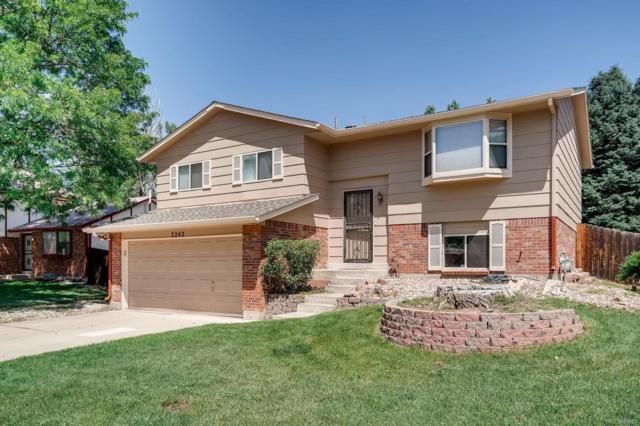 3242 S Marshall Street, Denver, CO 80227 (MLS #3755332) :: 8z Real Estate