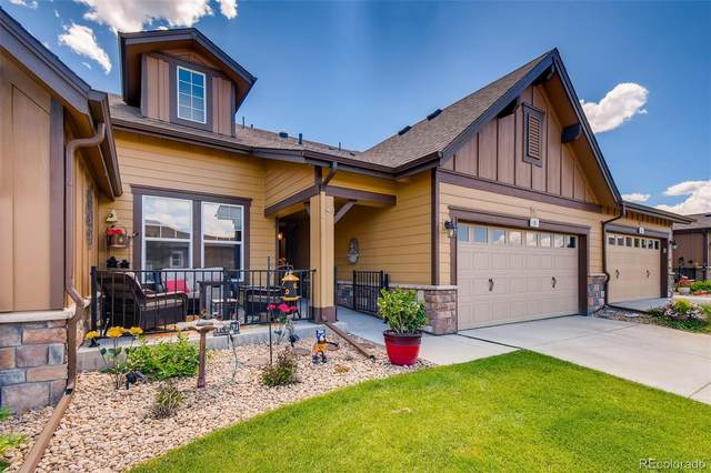 14467 W 88th Place B, Arvada, CO 80005 (MLS #3755339) :: 8z Real Estate