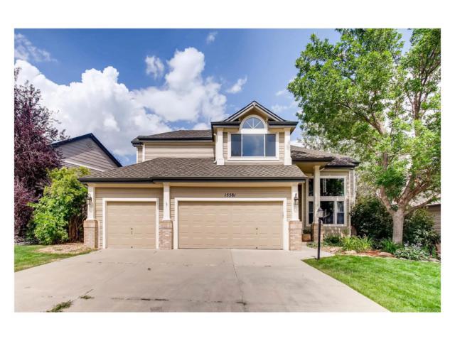 15581 Flowerhill Circle, Parker, CO 80134 (MLS #3755685) :: 8z Real Estate