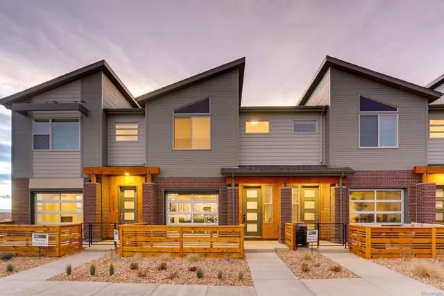19492 E Sunset Circle #55, Centennial, CO 80015 (MLS #3755737) :: 8z Real Estate