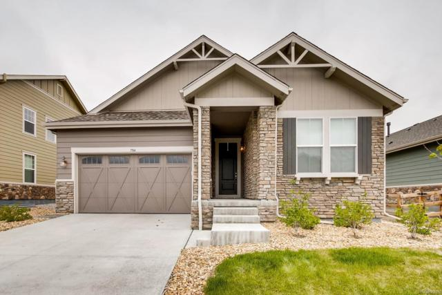 7764 S Elk Street, Aurora, CO 80016 (#3755759) :: Bring Home Denver with Keller Williams Downtown Realty LLC