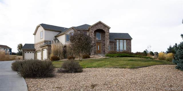 8251 E 129th Place, Thornton, CO 80602 (#3755929) :: The Harling Team @ Homesmart Realty Group