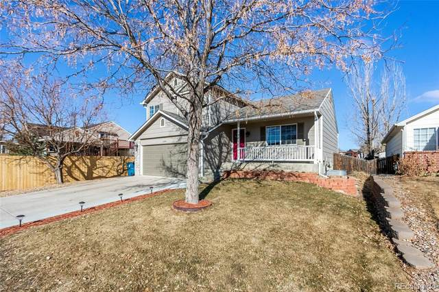 11644 River Run Parkway, Commerce City, CO 80640 (#3756543) :: Stephanie Fryncko | Keller Williams Integrity