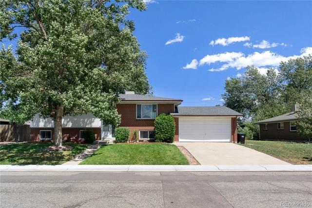 6280 Quail Street, Arvada, CO 80004 (#3756610) :: The HomeSmiths Team - Keller Williams