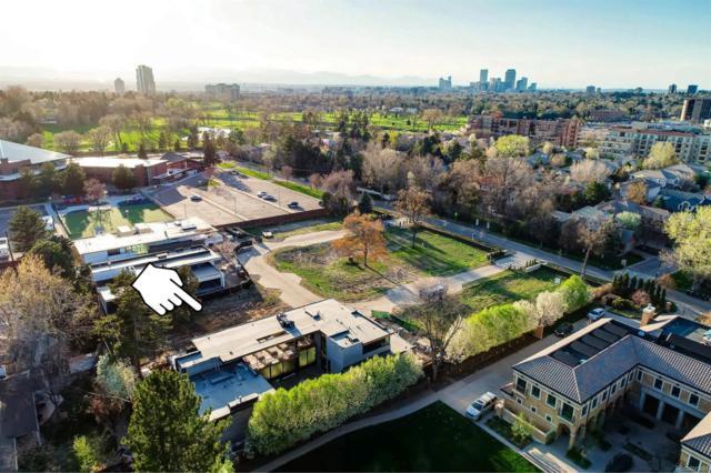 2630 E Cedar Avenue, Denver, CO 80209 (MLS #3756637) :: Kittle Real Estate