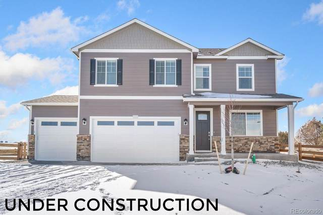 4521 Kingswood Drive, Windsor, CO 80550 (#3756806) :: The Dixon Group