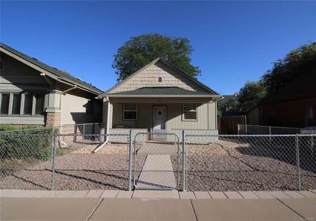 1024 Harrison Avenue, Canon City, CO 81212 (MLS #3757194) :: 8z Real Estate