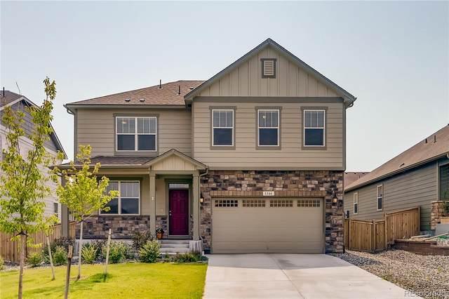 1166 W 171st Avenue, Broomfield, CO 80023 (MLS #3757952) :: Neuhaus Real Estate, Inc.