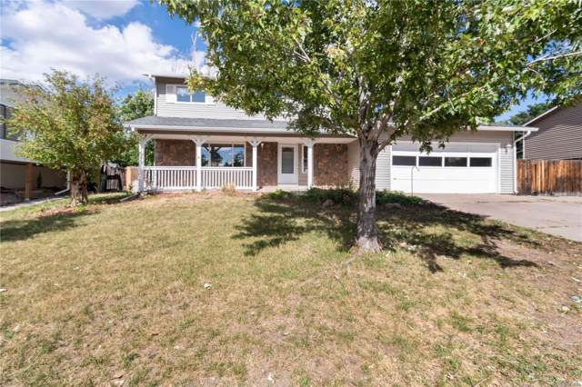 928 Mountain View Drive, Castle Rock, CO 80104 (#3757976) :: The DeGrood Team
