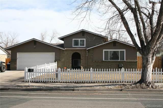946 S Moline Street, Aurora, CO 80012 (#3759798) :: The Peak Properties Group