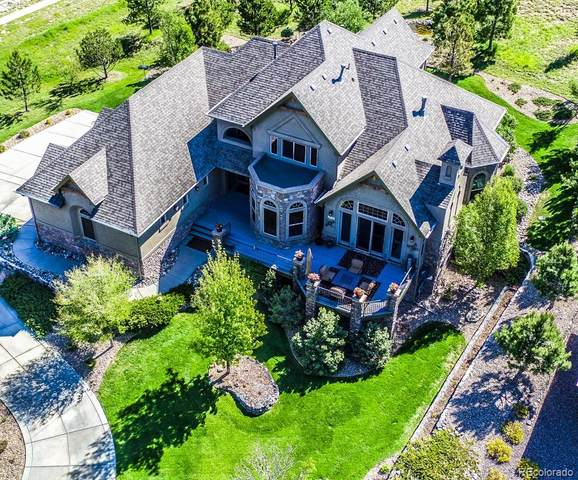 5472 Forest View Road, Parker, CO 80134 (#3759946) :: The DeGrood Team